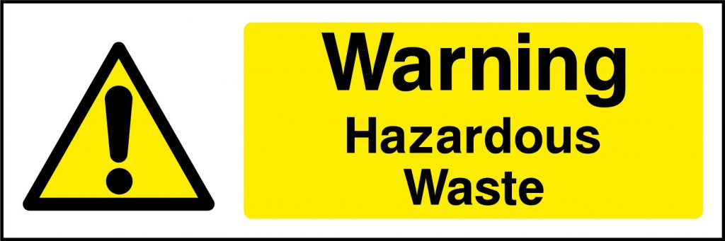 How to Dispose of Hazardous Waste