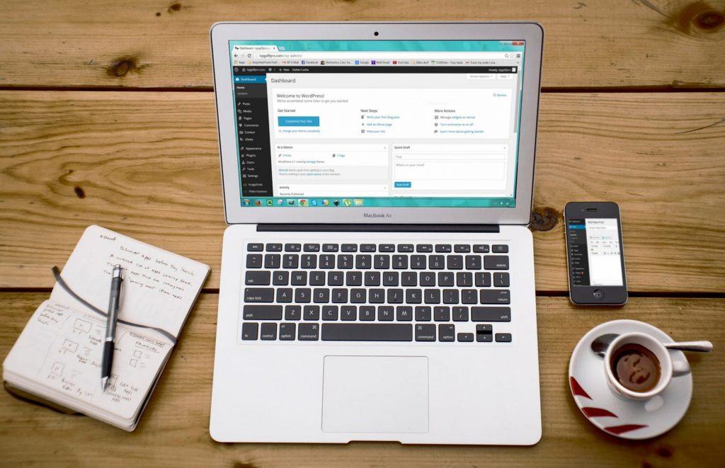 blogging digital journey