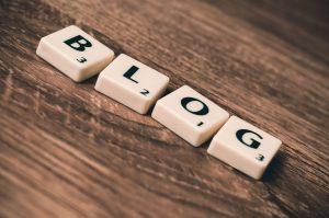 how blogging helps digital journey